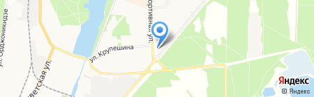 Сбербанк России на карте Балашихи