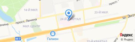 Балашихинский диагностический центр на карте Балашихи