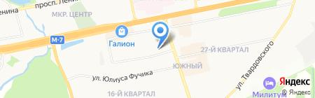 Банкомат Банк ВТБ 24 на карте Балашихи