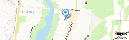 СпецЖилЭксплуатация на карте Балашихи