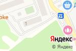 Схема проезда до компании Образовательный центр в Октябрьском