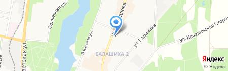 МясновЪ на карте Балашихи