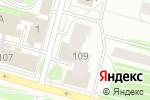 Схема проезда до компании Вита в Череповце