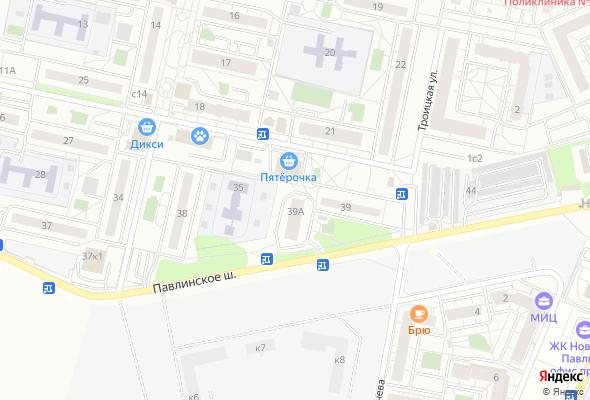купить квартиру в ЖК Павлино 39А