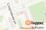 Схема проезда до компании Qiwi в Октябрьском