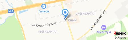 Магазин рыбы и морепродуктов на карте Балашихи