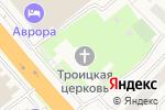 Схема проезда до компании Фаворит в Октябрьском