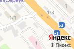 Схема проезда до компании Радиорубка в Октябрьском
