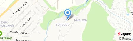 Тесьма плюс на карте Балашихи