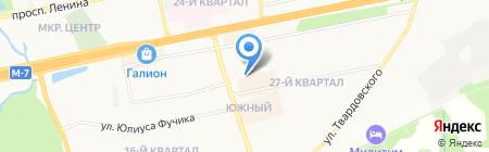 Zatoniryj-dom.ru на карте Балашихи