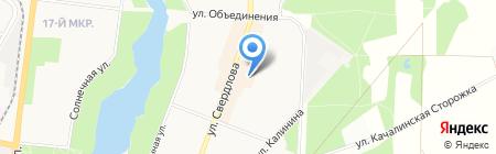 Принт-Мастер на карте Балашихи