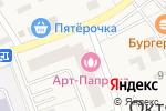 Схема проезда до компании Адвокат Лоторев Р.В. в Октябрьском