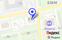 Схема проезда до компании КОРАЛ-МЕД в Москве