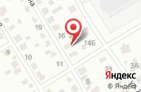 Схема проезда до компании Центр Социальной Защиты Ветеранов Балета  в Москве