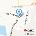 МТ-Сервис на карте Балашихи