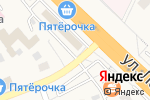 Схема проезда до компании Comepay в Октябрьском