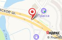 Схема проезда до компании Perfect-Food.ru в Красково