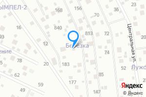 Двухкомнатная квартира в Балашихе г.о. Щёлково, садовое товарищество Лужок, 173