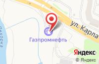 Схема проезда до компании Газпромнефть в Красково