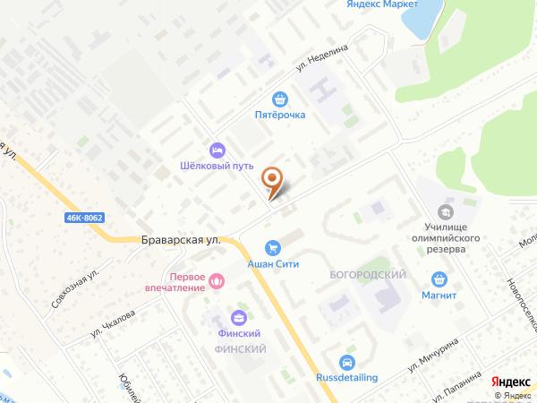 Остановка Щёлково-7 (Московская область)