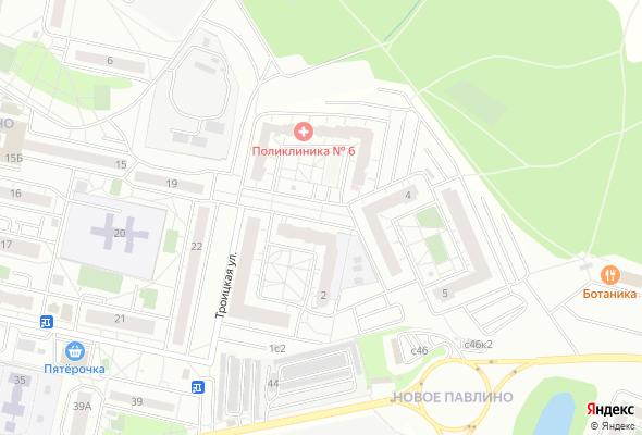 купить квартиру в ЖК Новое Павлино