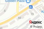 Схема проезда до компании Комиссионный магазин в Макеевке