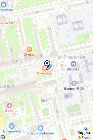 АПТЕКА-ХОЛДИНГ на карте Балашихи