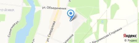 Детский сад №29 на карте Балашихи