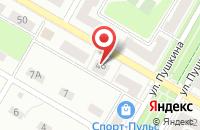 Схема проезда до компании Спецритуалсервис в Шевыревке