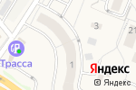 Схема проезда до компании Мармелад в Красково