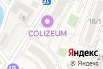 Схема проезда до компании По пути в Красково