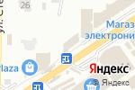 Схема проезда до компании Happy dream в Макеевке