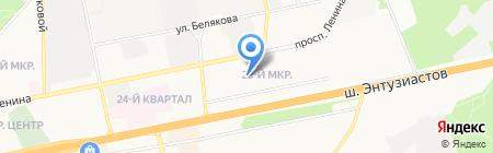 Московский областной институт управления на карте Балашихи