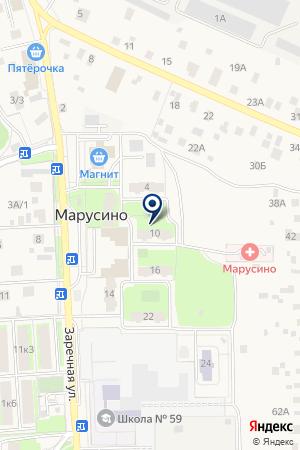 АВТОТРАНСПОРТНАЯ КОМПАНИЯ АВТОТЕХНОИМПОРТ на карте Люберец
