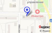 Схема проезда до компании ПРОДОВОЛЬСТВЕННЫЙ МАГАЗИН ЛЕО СТАР в Хотьково