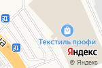 Схема проезда до компании МегаФон в Октябрьском