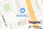 Схема проезда до компании Хозяин в Октябрьском