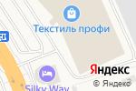 Схема проезда до компании Век Живи в Октябрьском