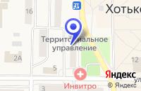 Схема проезда до компании АДМИНИСТРАЦИЯ Г. ХОТЬКОВО в Хотьково