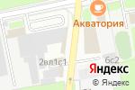 Схема проезда до компании Магазин автозапчастей для иномарок в Балашихе