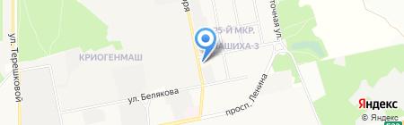 Фотобюро на карте Балашихи