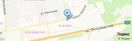 Участковый пункт полиции на карте Балашихи