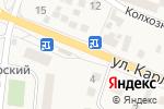 Схема проезда до компании Продуктовый магазин в Красково