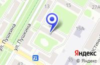 Схема проезда до компании ПРОДОВОЛЬСТВЕННЫЙ МАГАЗИН ТРИУМВИРАТ-КОМПАНИ в Лосино-Петровском