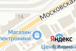 Схема проезда до компании Магазин электрики в Макеевке