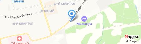Магазин кондитерских изделий на ул. Твардовского на карте Балашихи