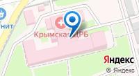 Компания Крымская городская больница на карте