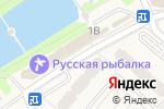 Схема проезда до компании Оцелот в Островцах