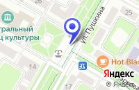 Схема проезда до компании ИНСТИТУТ ИНЖЕНЕРНЫХ ИЗЫСКАНИЙ РФ в Щелково