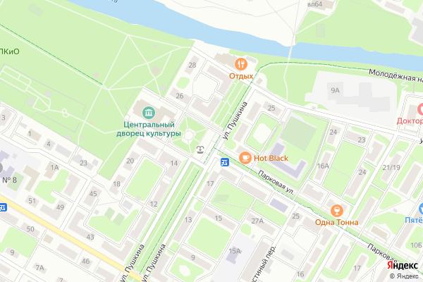 Ремонт телевизоров Город Щелково на яндекс карте